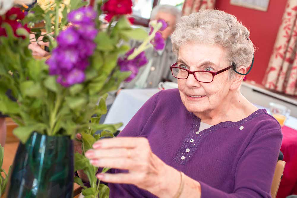 care home activity