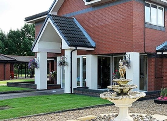 Bedford care home