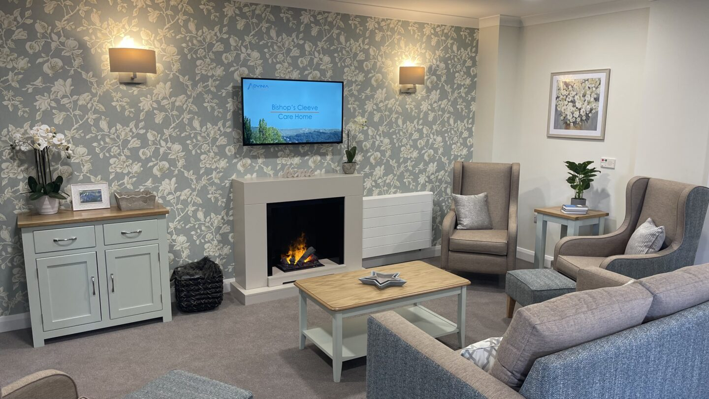 Bishop's Cleeve Care Home Lounge