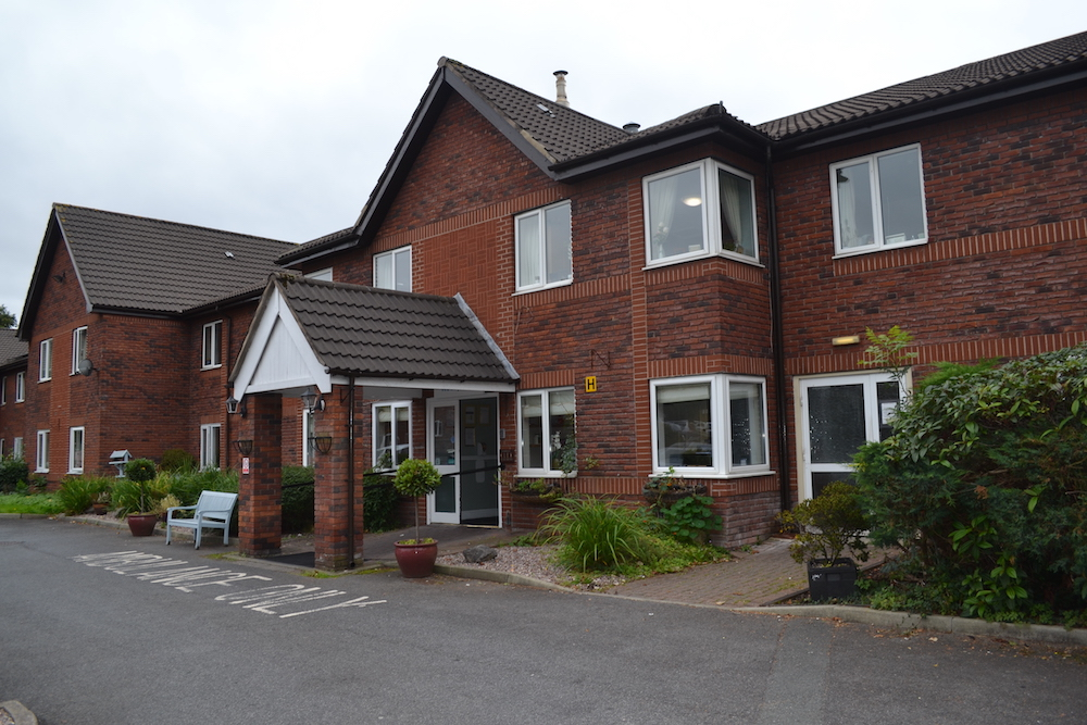 Burrswood Care Home Exterior