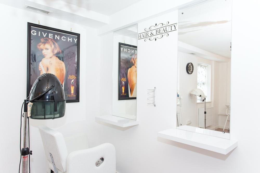 Cloisters Care Home Salon