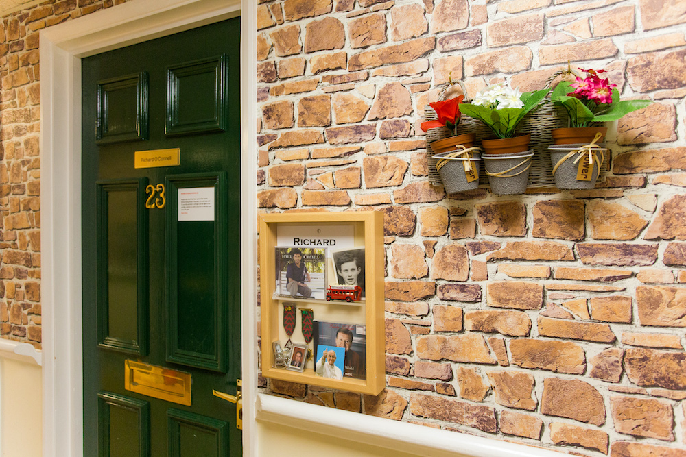 Cloisters Care Home interiors