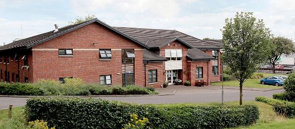 Craigbank Care Home Exterior