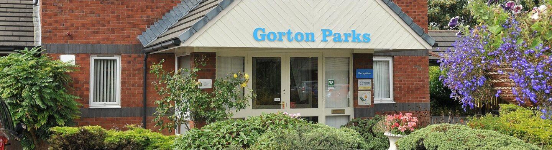 Gorton Park Care Home exterior