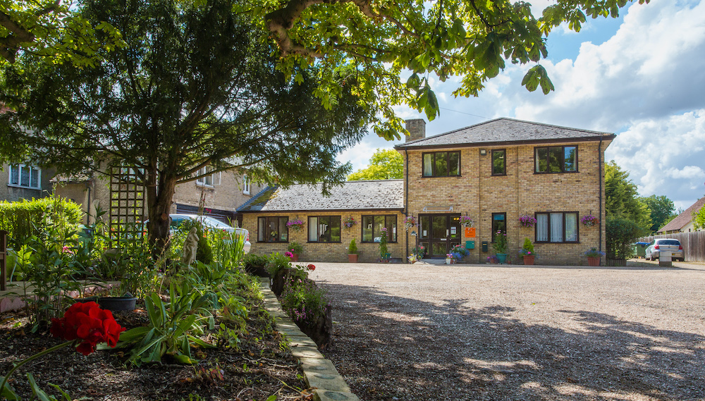 Maycroft Care Home front