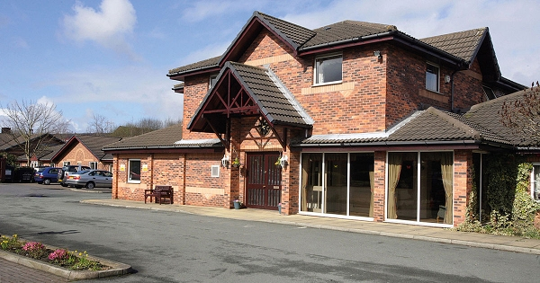 Mill View Care Home Exterior