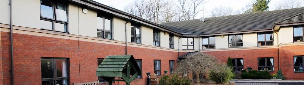 Millview Care Home exterior