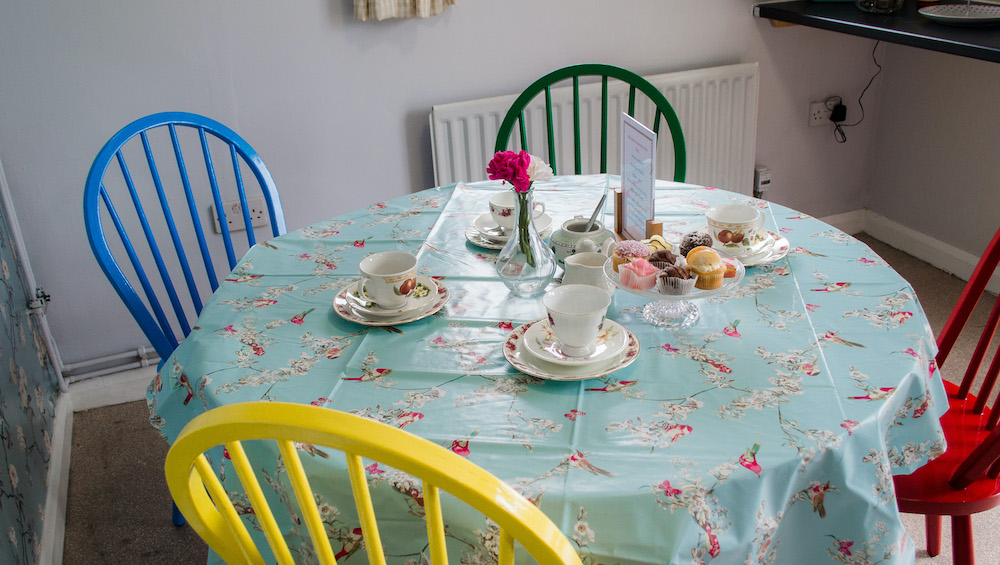 Netherton Green Care Home dining