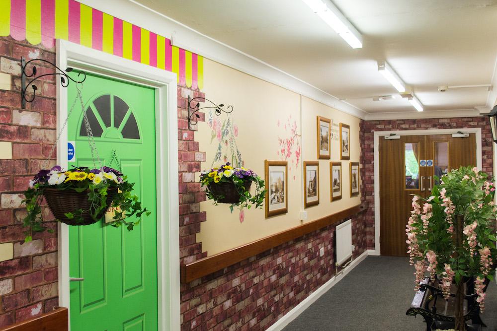 Netherton Green Care Home interior
