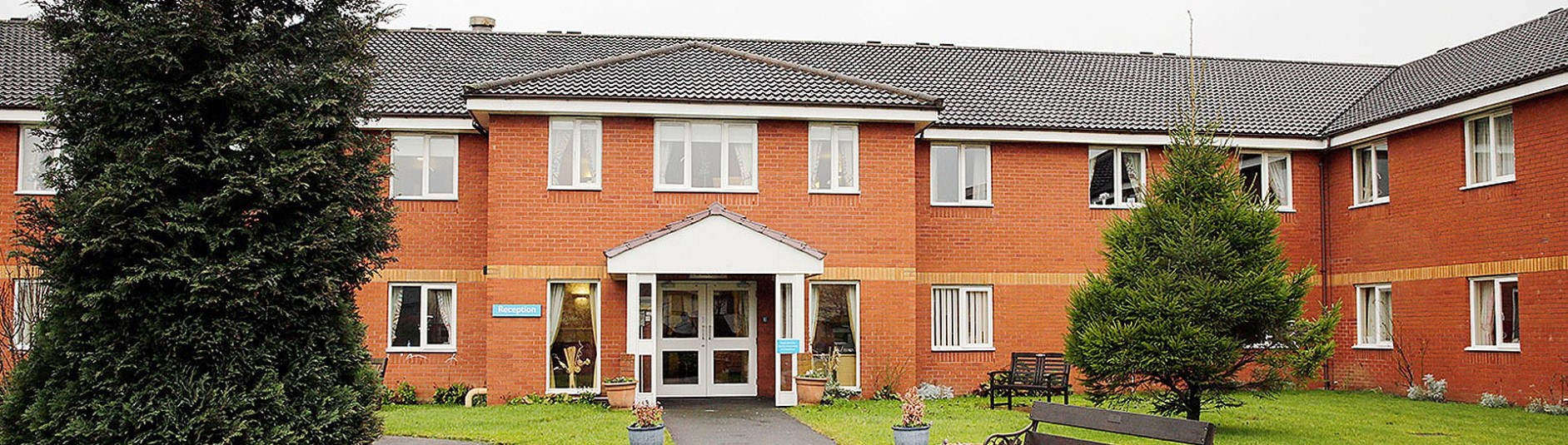 Newcarron Care Home front