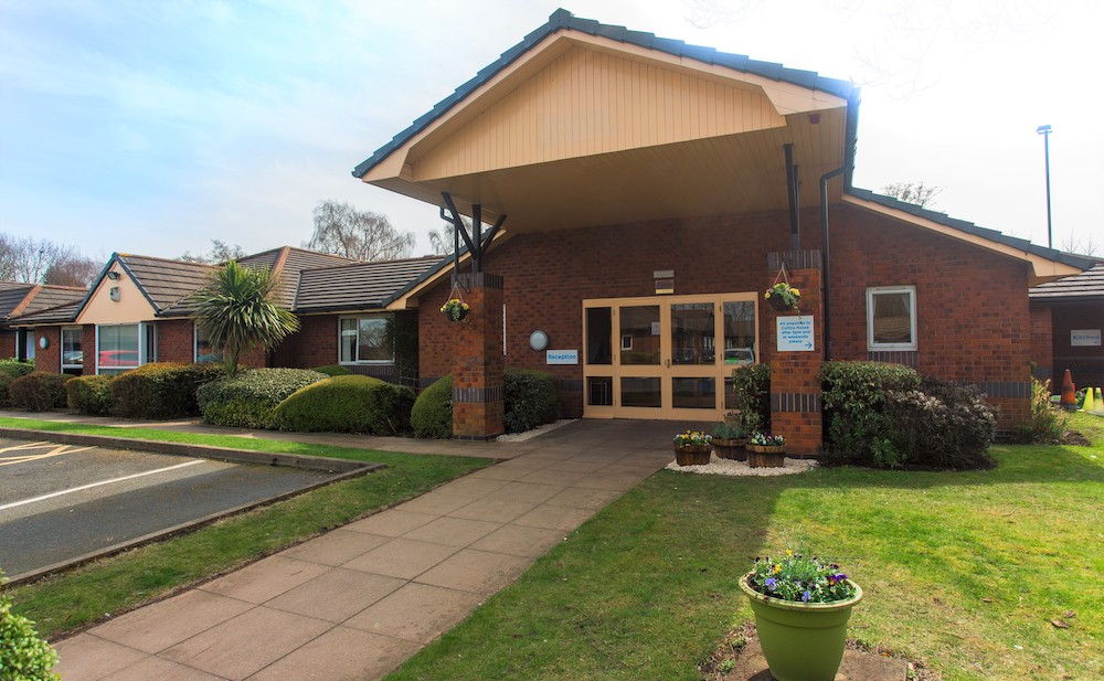 Parklands Court Care Home