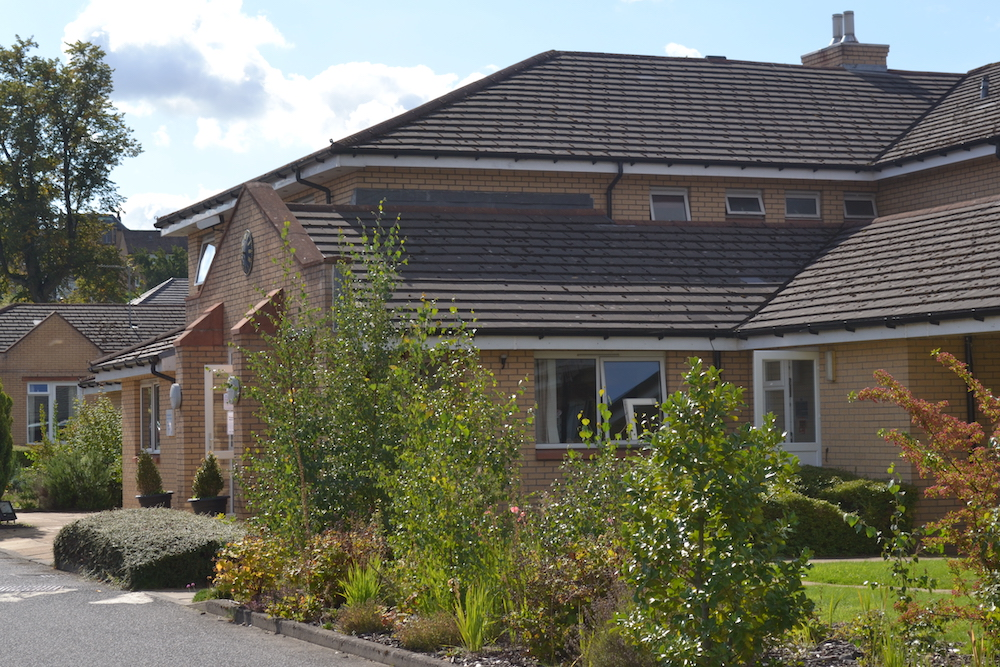 Rutherglen Care Home exterior