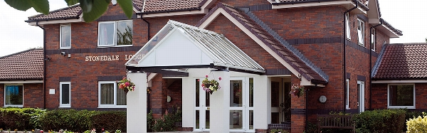 Stonedale Lodge care home
