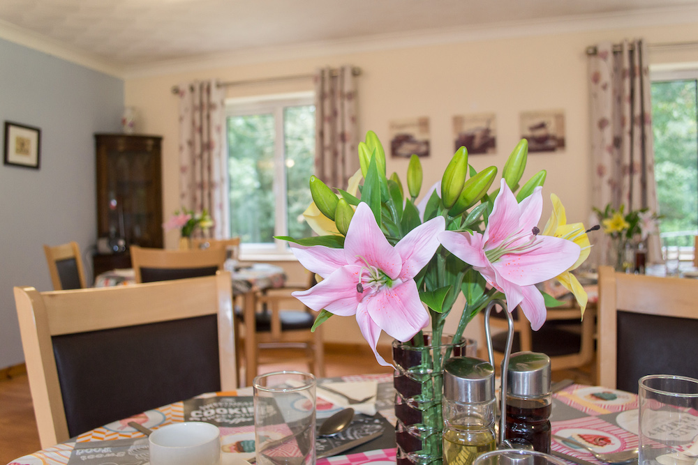 Woodstock Care Home dining