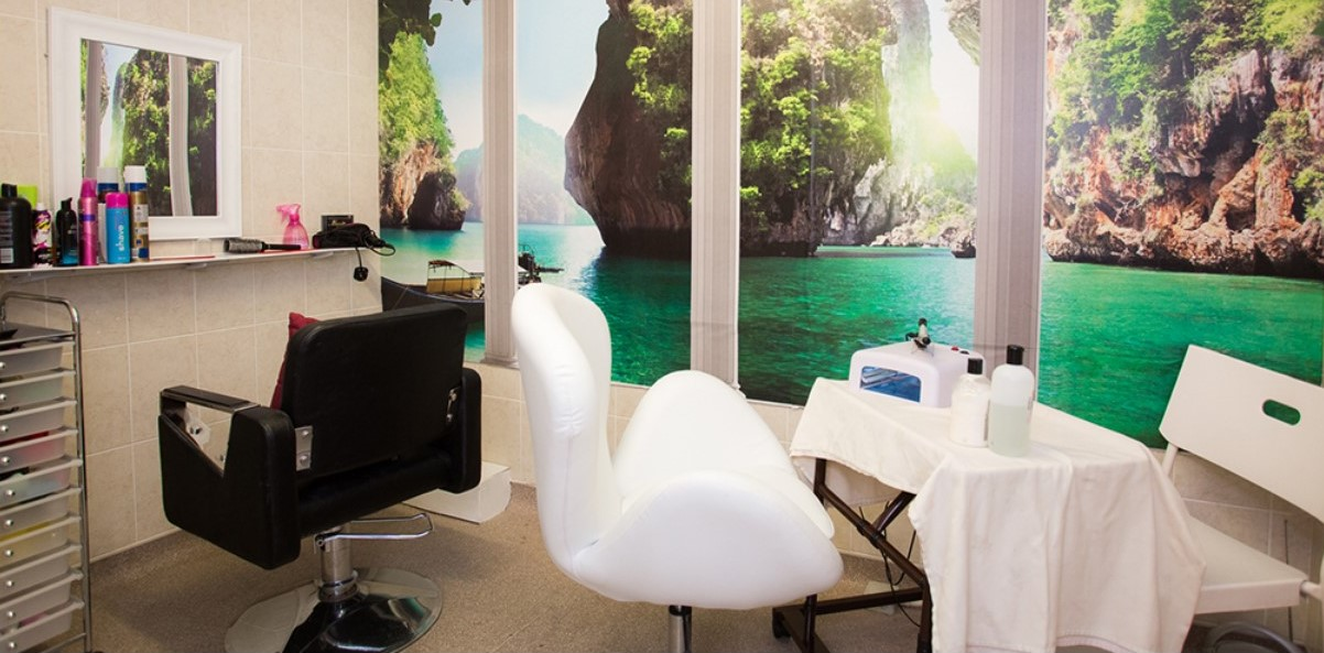 Roberttown Care Home salon