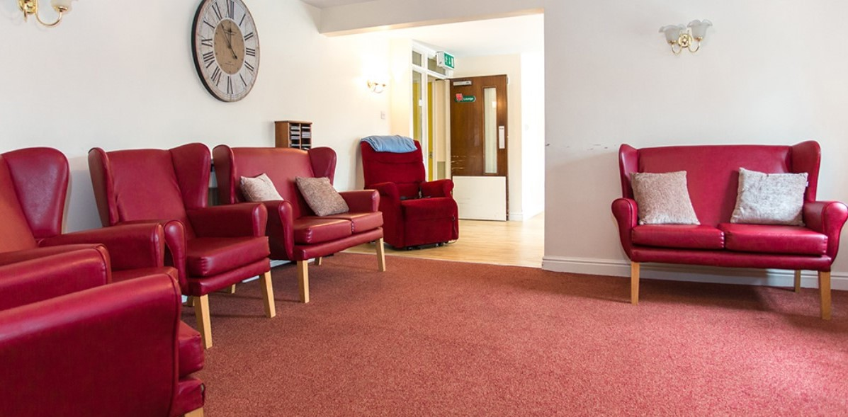 Roberttown Care Home Lounge