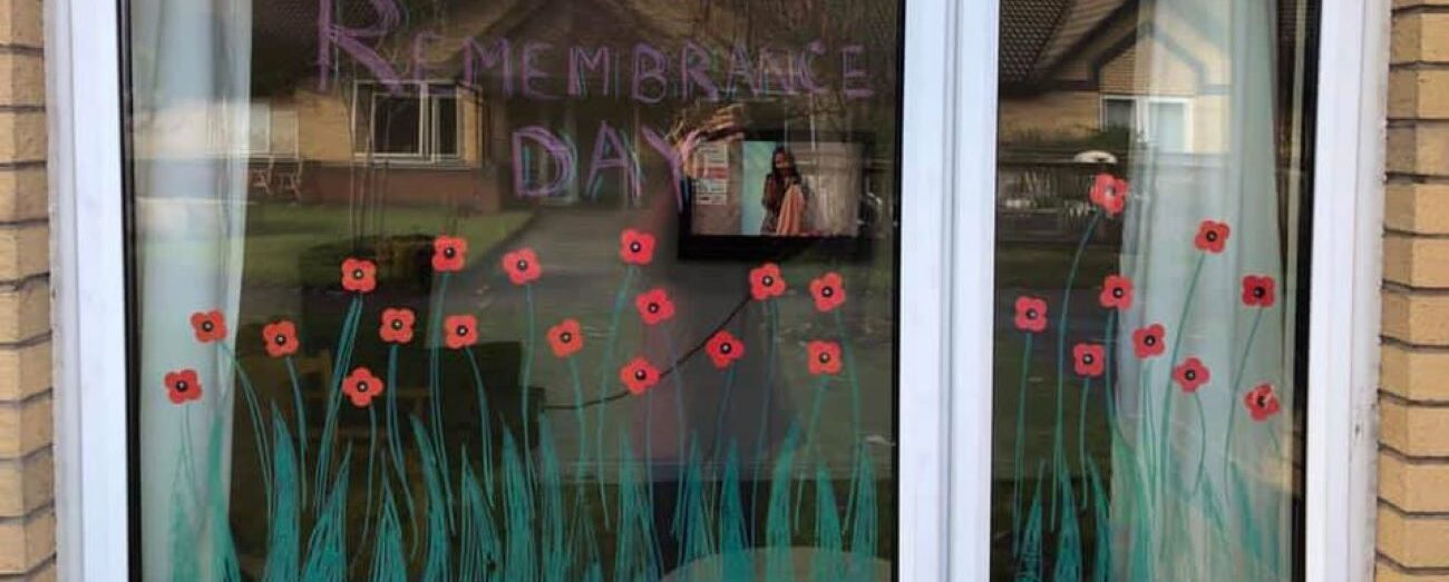 Golfhill rememberance day
