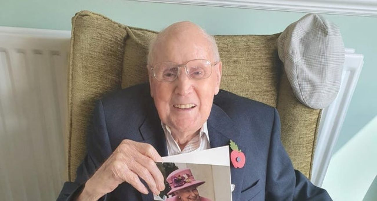 There were celebrations at West Ridings Care Home this April as Resident John Mountain marked his 100th birthday.