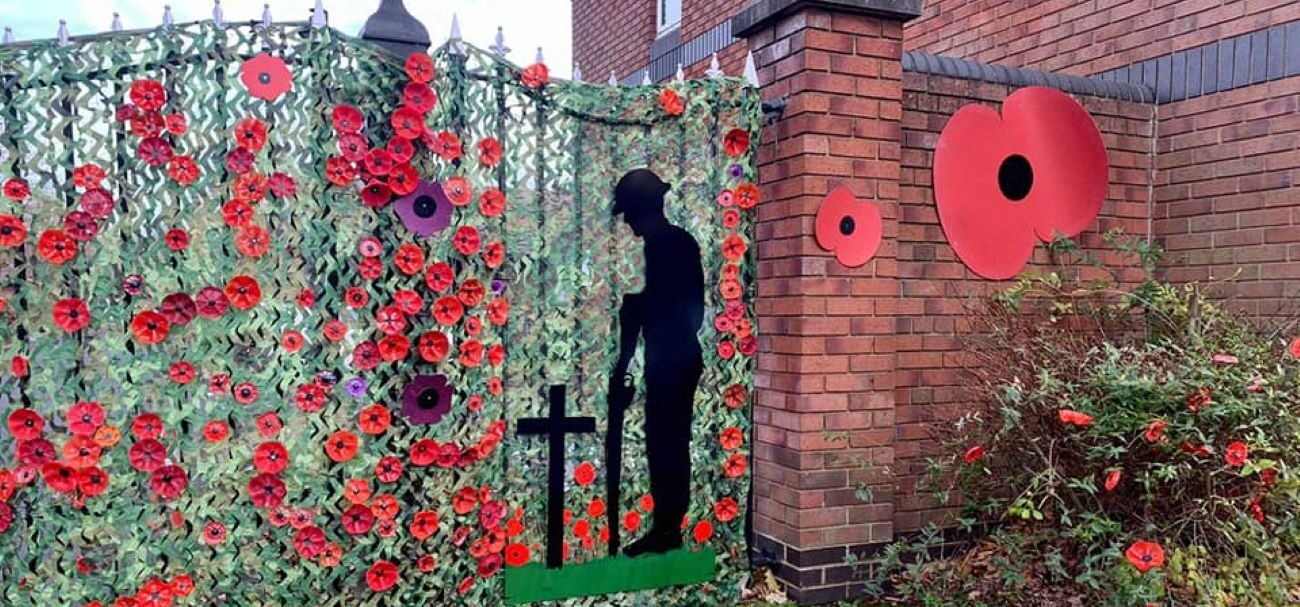 parklands court poppy display