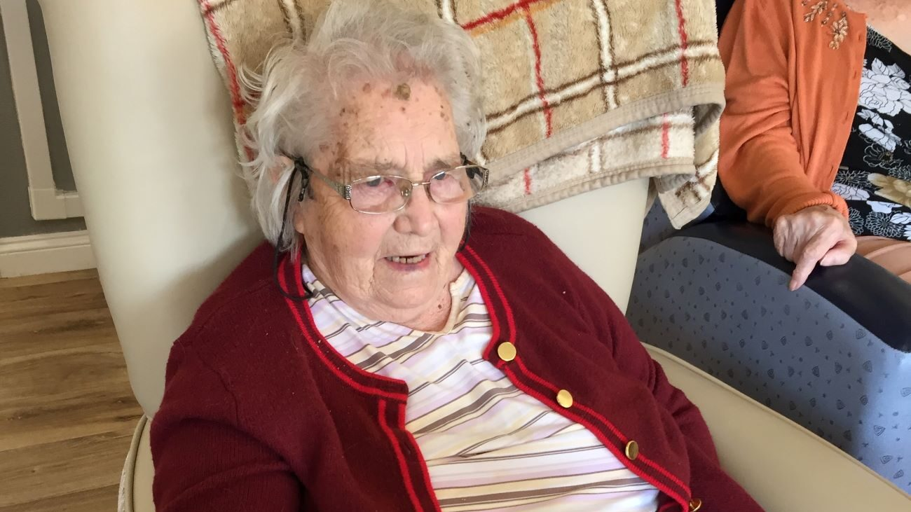 The Residents of Woodfield Grange had a very unconventional church service in March, when Amazon smart device Alexa took over from their usual vicar.