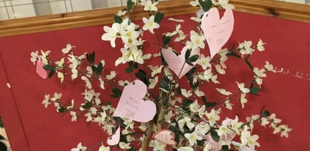 Goldielea's Valentine's Day celebrations took an emotional turn this year as Residents shared their very own love stories.