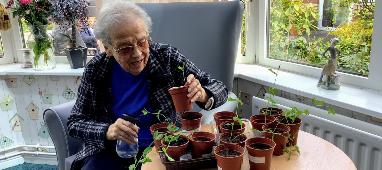 Braemount Gardening Club