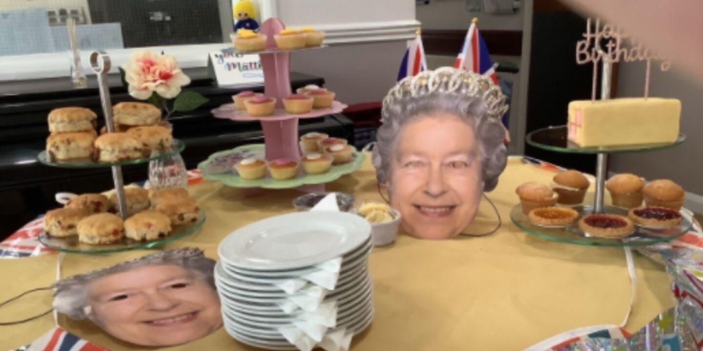 Celebrating The Queen's Birthday