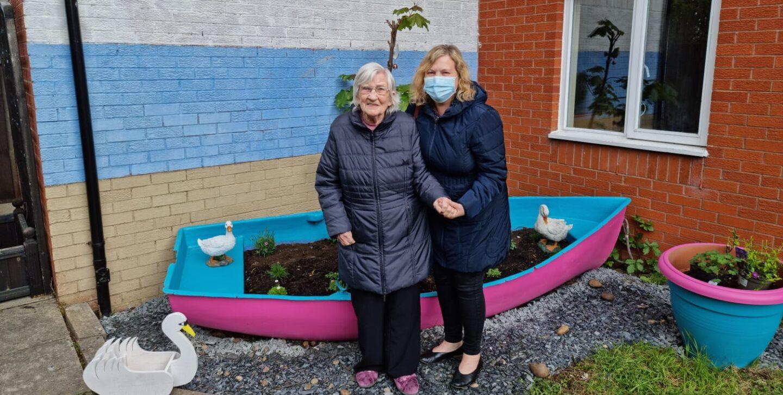 Newcarron Court Gardening project