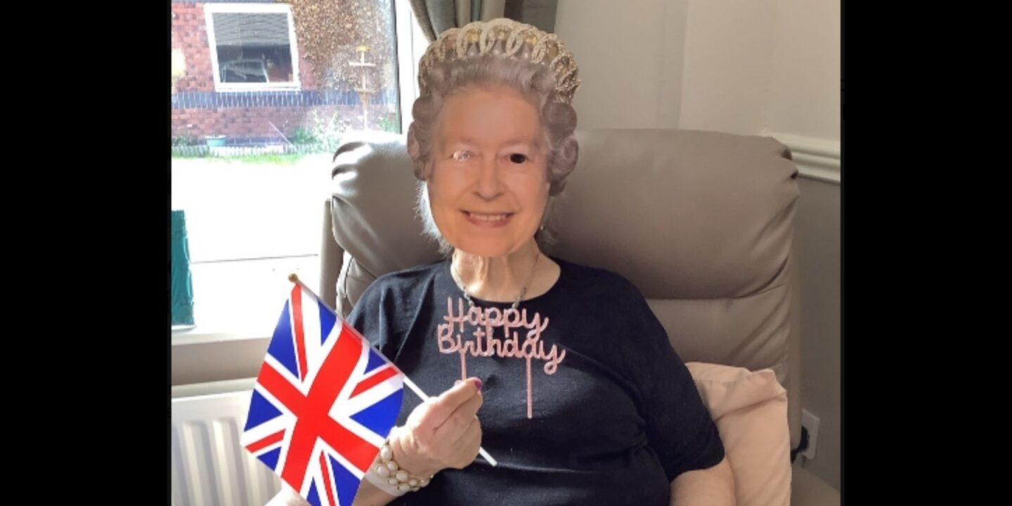 Parklands Court Marks The Queen's Birthday In Royal Style