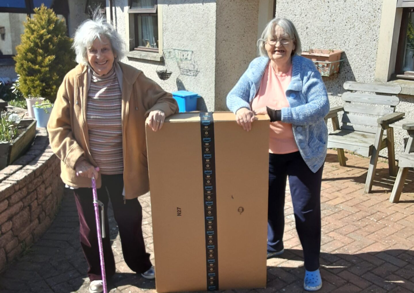 Annan Court Care Home Gardening Gifts