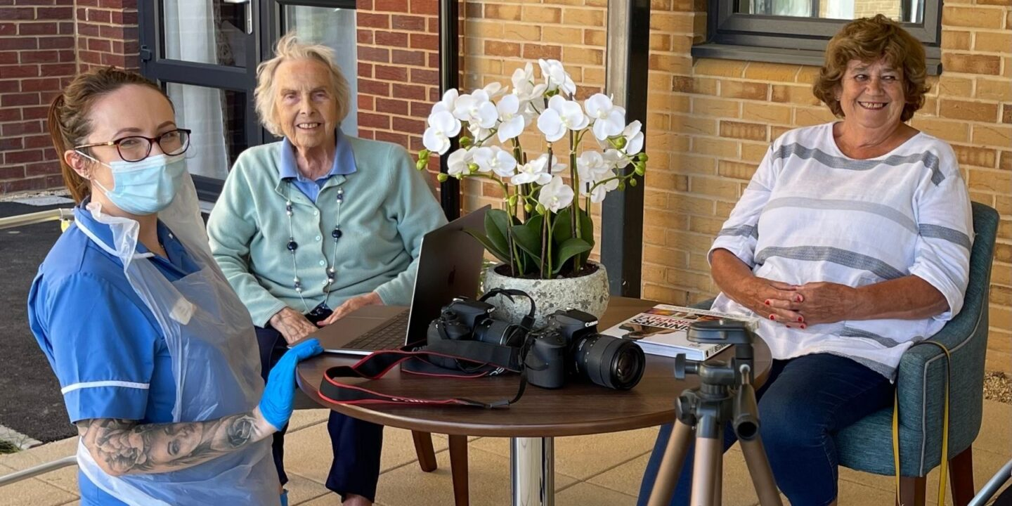 Bishop's Cleeve Residents Enjoy National Nature Photography Day Masterclass