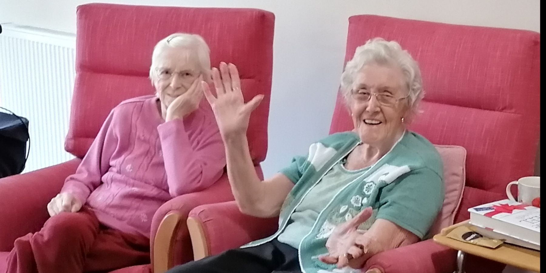 Virtual Tours Open Up The World For Residents At Hammerwich Hall