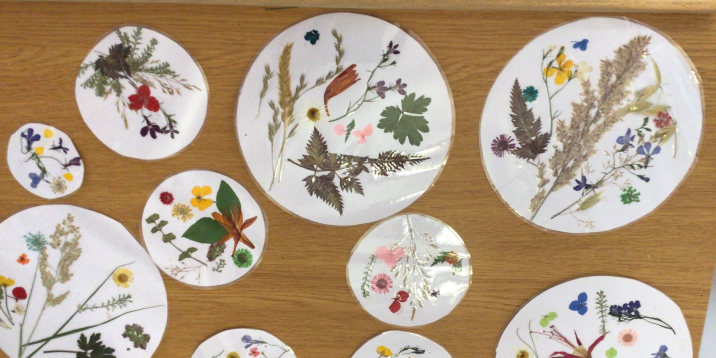 Creative Millview Residents Bring The Outdoors In With Stunning Flower Art
